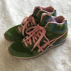 Onitsuka Tiger ASICS Hi Top Sneaker *Two Sizes*